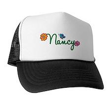 Nancy Flowers Trucker Hat