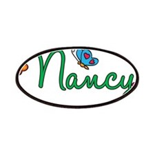 Nancy Flowers Patches