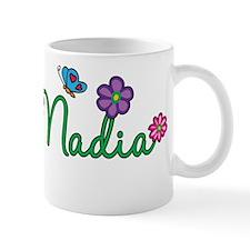 Nadia Flowers Mug