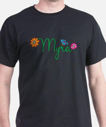 Myra Flowers T-Shirt