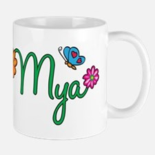 Mya Flowers Mug