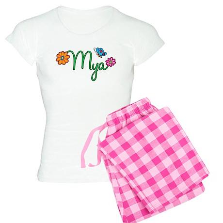 Mya Flowers Women's Light Pajamas