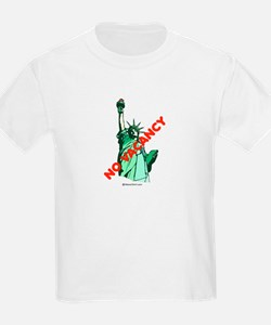 No Vacancy (for immigrants) -  Kids T-Shirt