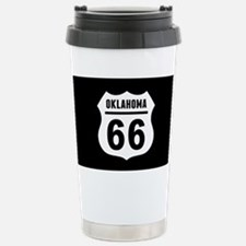 Route 66 Oklahoma Travel Mug