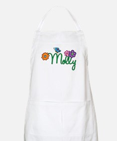 Molly Flowers Apron
