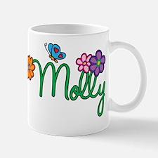 Molly Flowers Mug