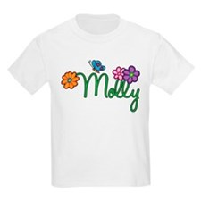 Molly Flowers T-Shirt