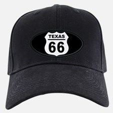 Route 66 Texas Baseball Hat