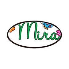 Mira Flowers Patches
