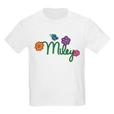 Miley Flowers T-Shirt