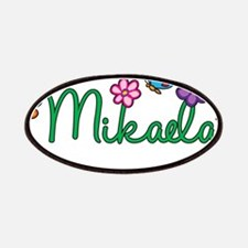 Mikaela Flowers Patches