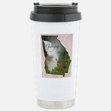 Unique Georgia state Travel Mug