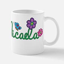 Micaela Flowers Mug