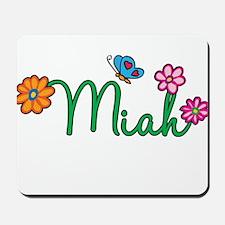Miah Flowers Mousepad