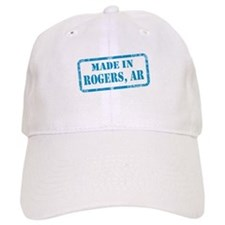 MADE IN ROGERS Baseball Cap