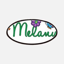 Melany Flowers Patches
