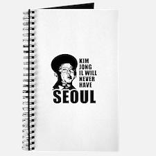 Kim Jong Il has no Seoul - Journal
