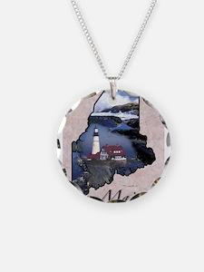 Unique Maine coon Necklace