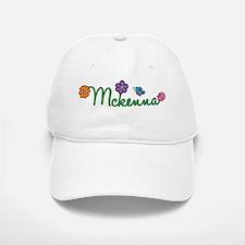 Mckenna Flowers Baseball Baseball Cap