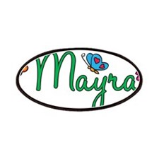 Mayra Flowers Patches