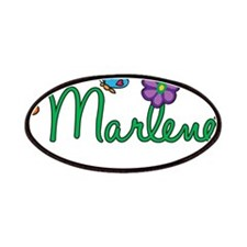 Marlene Flowers Patches