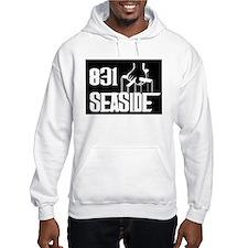 Seaside -- T-Shirt Hoodie