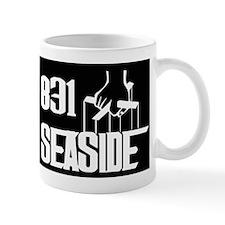 Seaside -- T-Shirt Mug
