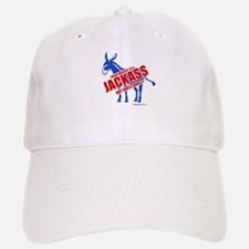 Jackass, any questions? - Baseball Baseball Cap