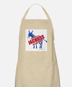 Jackass, any questions? -  BBQ Apron