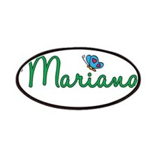 Mariana Flowers Patches