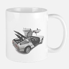 Delorean Mug