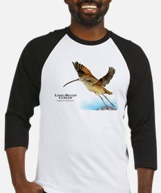 Long-Billed Curlew Baseball Jersey