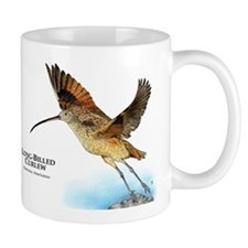 Long-Billed Curlew Small Mug