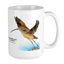 Long-Billed Curlew Mug