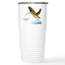 Long-Billed Curlew Travel Coffee Mug
