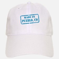 MADE IN PUEBLO Baseball Baseball Cap