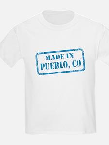 MADE IN PUEBLO T-Shirt