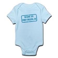 MADE IN FORT COLLINS Infant Bodysuit
