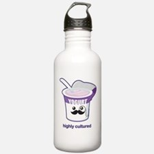 Highly Cultured Water Bottle