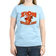Zion National Park Squirrel T-Shirt