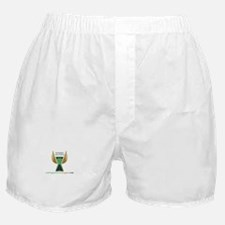The Podshow About Nothing Boxer Shorts