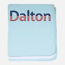 Dalton Stars and Stripes baby blanket