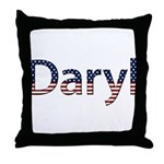 Daryl Stars and Stripes Throw Pillow
