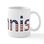 Dennis Stars and Stripes Mug