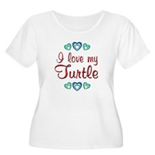 Love My Turtle T-Shirt