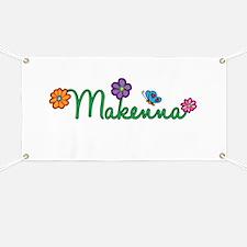 Makenna Flowers Banner
