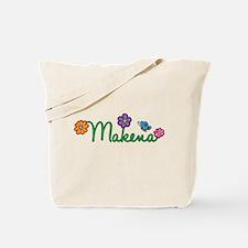 Makena Flowers Tote Bag