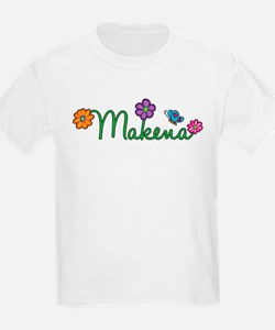 Makena Flowers T-Shirt