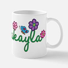 Makayla Flowers Mug