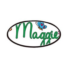 Maggie Flowers Patches